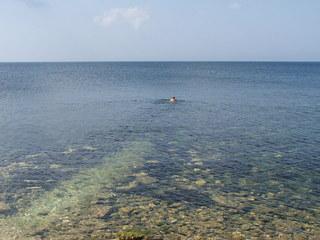 Заплыв по жаре